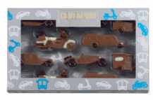 Heilemann Milk Chocolate Vehicle Set  100g
